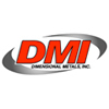 Dimensional Metals, Inc. Color Chart Logo